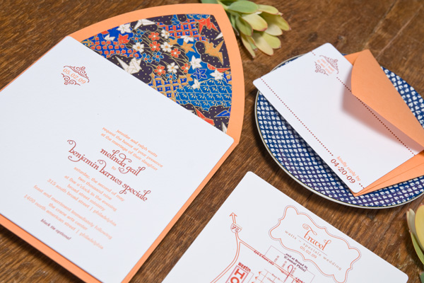 Louella court from the intern desk watts wedding invitation what i find most intriguing about the design is the use of the japanese paper crane that is included according to japanese legend cranes are mystical stopboris Image collections