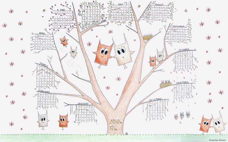 Owl-background