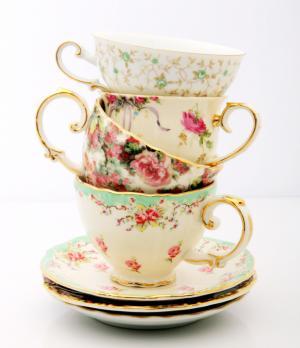Elegant-teacup