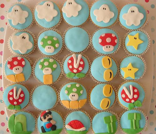 Super-mario-cupcakes