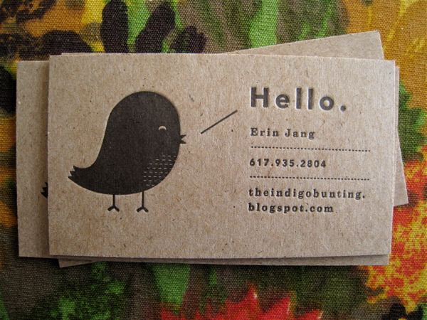 Louella court chipboard business cards colourmoves